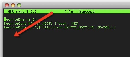 htaccess snippets